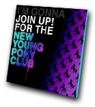Join up for the New Young Pony Club sleeve